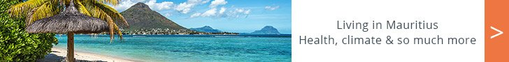 Living in Mauritius - Health, Climate & details