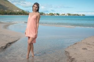 five best beaches in mauritius Tamarin 2