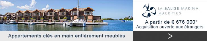 Investir a la balise marina - residences meuble a maurice - vivre a maurice