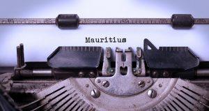 Evolution of the Mauritian Rupee