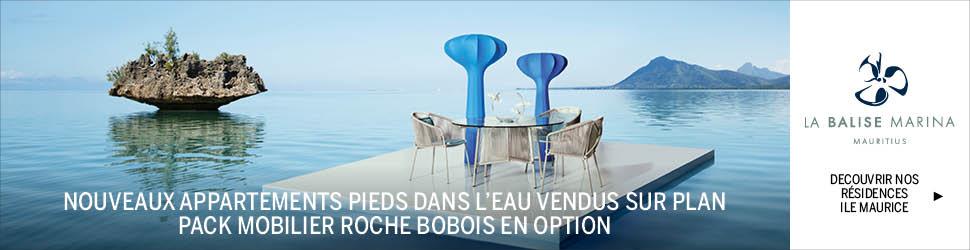 La Balise Marina Roche Bobois Apartments