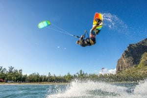 Kite Surf in Mauritius - Top 5 Activities to do in Mauritius - Things to do in Mauritius - West and South Coast - Ile Maurice Surf
