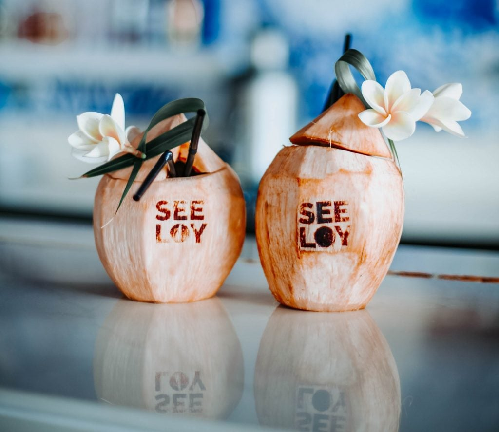 Cosmo Coconut - Seeloy Island Club - La Balise Marina