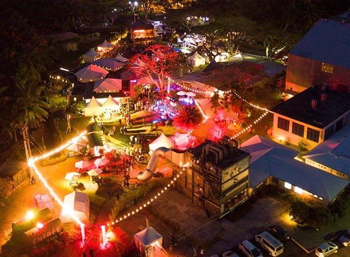 Aventure du Sucre - Kaz'Out Festival