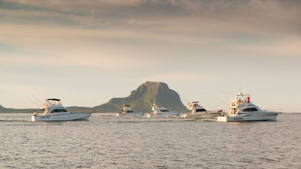 Mauritius Billfish release International Tournament