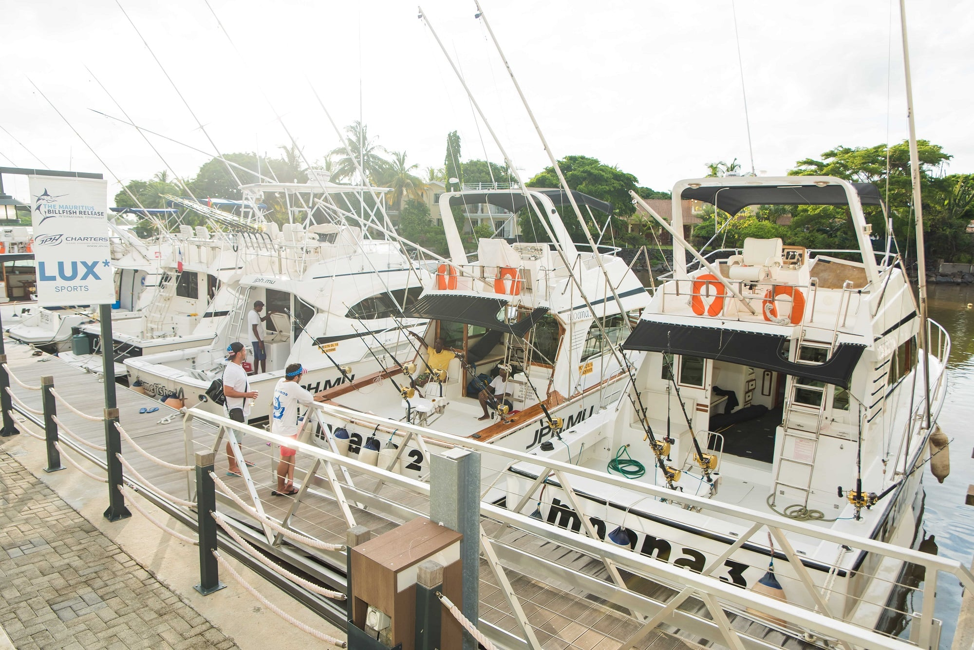 Mauritius Billfish Release International Tournament_1
