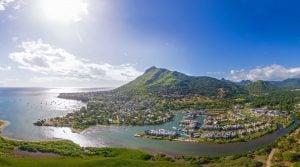 La Balise Marina - Aerial View