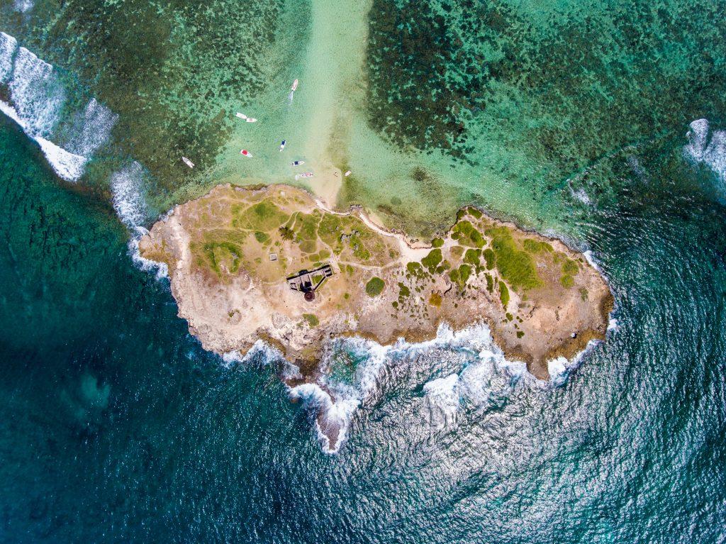 Ile aux Fouquets - Mauritius - Ile Maurice
