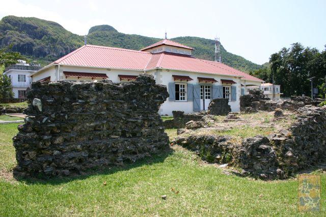 Frederik Hendrik Museum île maurice