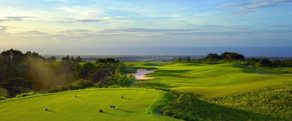 avalon golf estate, golf paradise, play golf in mauritius, golf destination