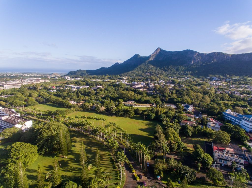 drone view moka, mgi moka, mont ory, tertiary education, tertiary education in mauritius