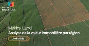 valeur immobilière ile maurice, acheter un terrain, vivre a maurice, article blog ile maurice