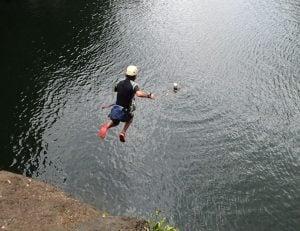 adrenaline, waterfall