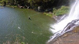 adrenaline, vertical wolrd, 7 cascades, adrenaline quest, extreme sport mauritius, thrilling activity