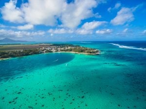blue bay, south of mauritius, best beach in mauritius, paradise island