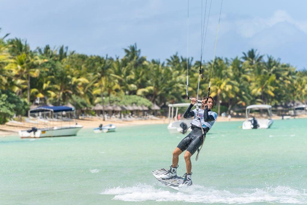 gka, gka kite-surf, heritage bel ombre